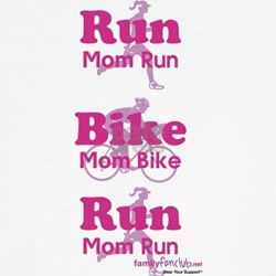 Duathlon Mom Tee