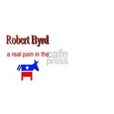 Robert Byrd - a real pain Mug