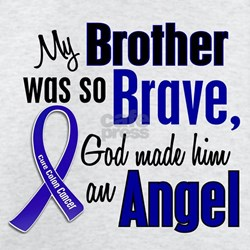 Angel 1 BROTHER Colon Cancer T-Shirt