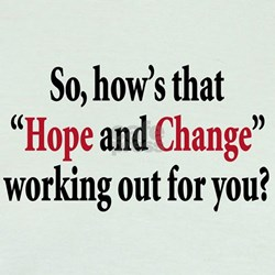 Hope and change T
