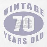 70th birthday mens Aprons