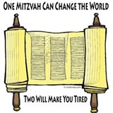 One Mitzvah Can Change the Wo Mug