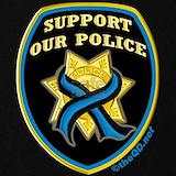 Blue line law enforcement Sweatshirts & Hoodies