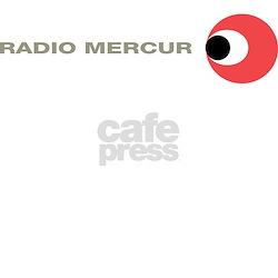 RADIO MERCUR Denmark/Sweden -  Ash Grey T-Shirt