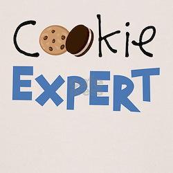Cookie Expert (Blue) Tee
