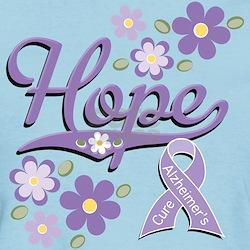 Hope Alzheimers T-Shirt