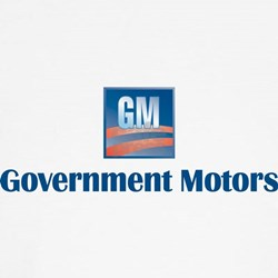 Government Motors Detroit Shirt