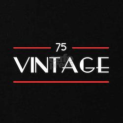 75th Birthday Vintage T-Shirt