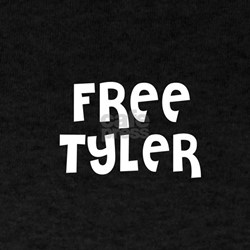 Free Tyler Black T-Shirt