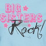 I love my big sisters T-shirts