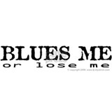 Blues music T-shirts