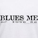 Blues music T-shirts