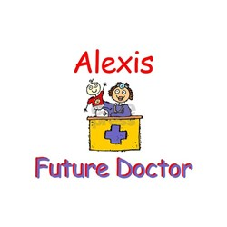 Alexis - Future Doctor Shirt