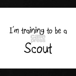 I'm training to be a Scout T