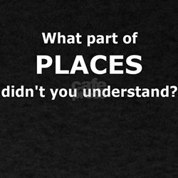 What Part of Places