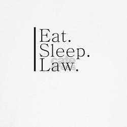 Eat. Sleep. Law. Shirt