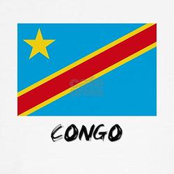 Congo Flag T