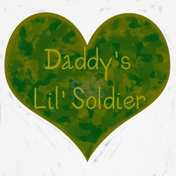 Daddy's Lil' Soldier