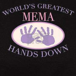 Best Mema Hands Down Tee