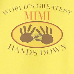 Best Mimi Hands Down T