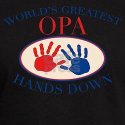 Best Opa Hands Down T
