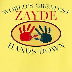 Best Zayde Hands Down T