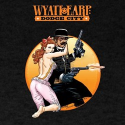 Wyatt Black T-Shirt
