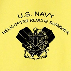 USN Helicopter Rescue Swimmer T