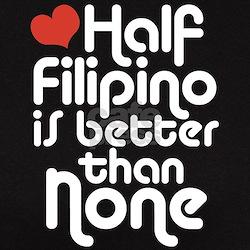 Half Filipino Tee