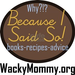 Wacky Mommy Tee