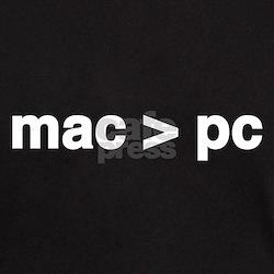 MAC RULES - Black T-Shirt