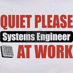 Systems Engineer Work Tee
