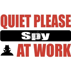 Spy Work Shirt