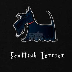 Scottish Terrier Illustration T