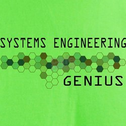 Systems Engineering Genius T-Shirt