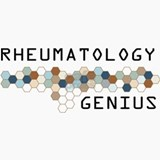 Rheumatology Genius Ceramic Travel Mug
