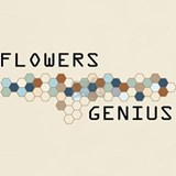 Flowers genius T-shirts