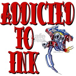 Addicted to Ink Tee