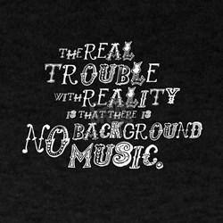 Trouble With Reality - T-Shirt
