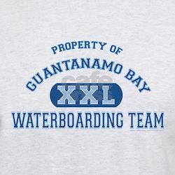 Property of Guantanamo Bay Waterboarding Team Ligh