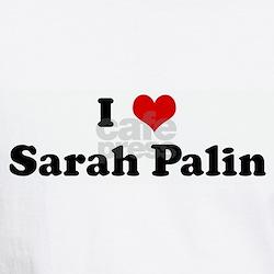 I Love Sarah Palin Shirt