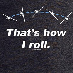 Airplane Roll T-Shirt