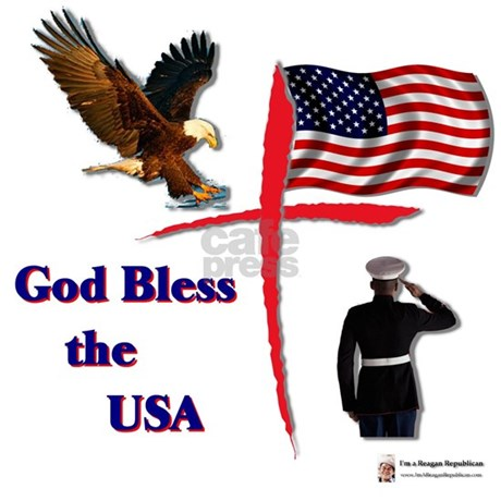 God Bless The Usa Journal By Ilovemysoldiers