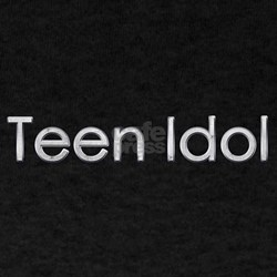 Teen Idol Black T-Shirt