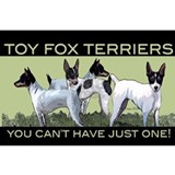 toy fox terrier group Mug