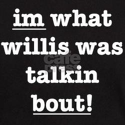 Willis Black T-Shirt