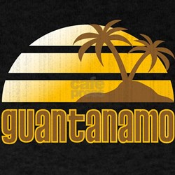 Guantanamo Black T-Shirt