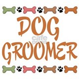 Cute Dog Groomer Mug