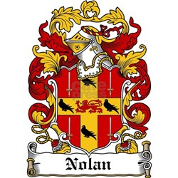 Nolan Coat of Arms Shirt