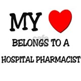 My Heart Belongs To A HOSPITAL PHARMACIST Mug